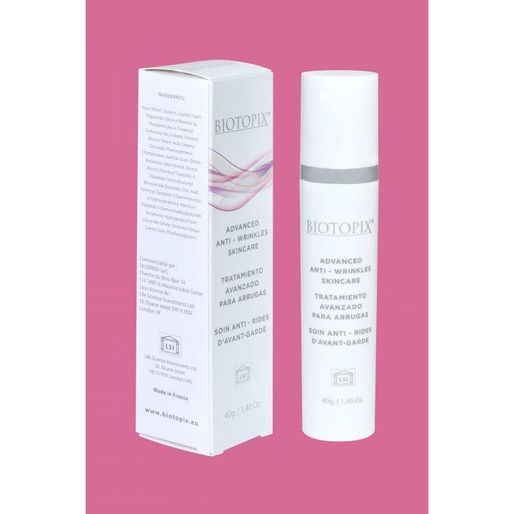 Biotopix cream - face cream, progressive anti-wrinkle treatment/ Биотопикс -крем для лица, прогрессивное средство от морщи/40г